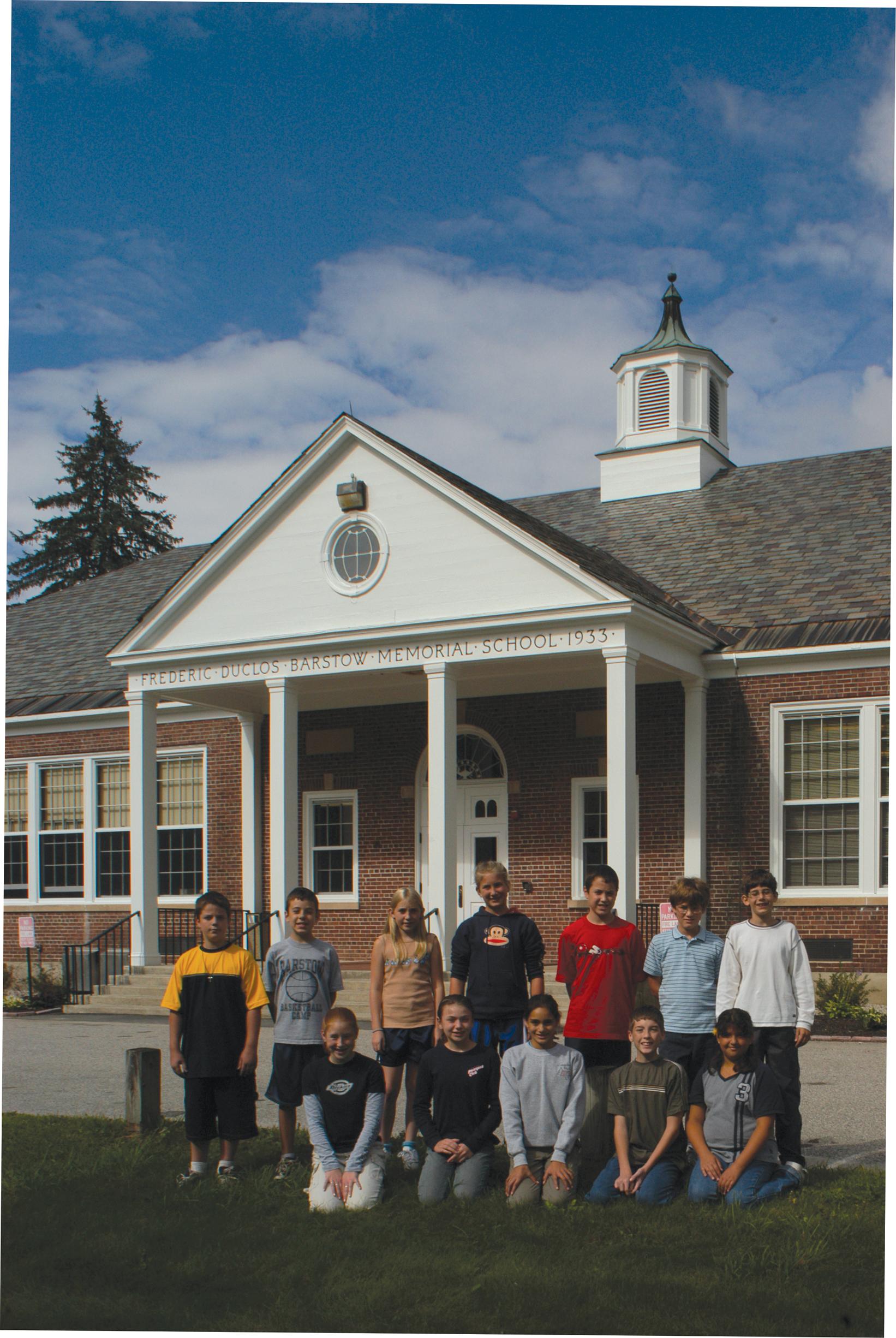 Killington Chittenden Barstow Memorial School