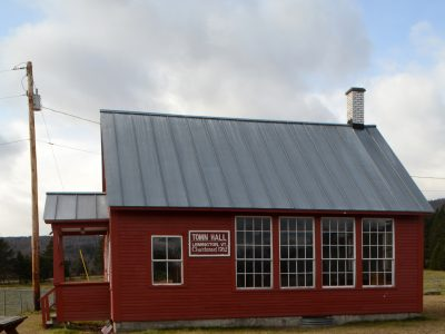 Blodgett School House, Lemington