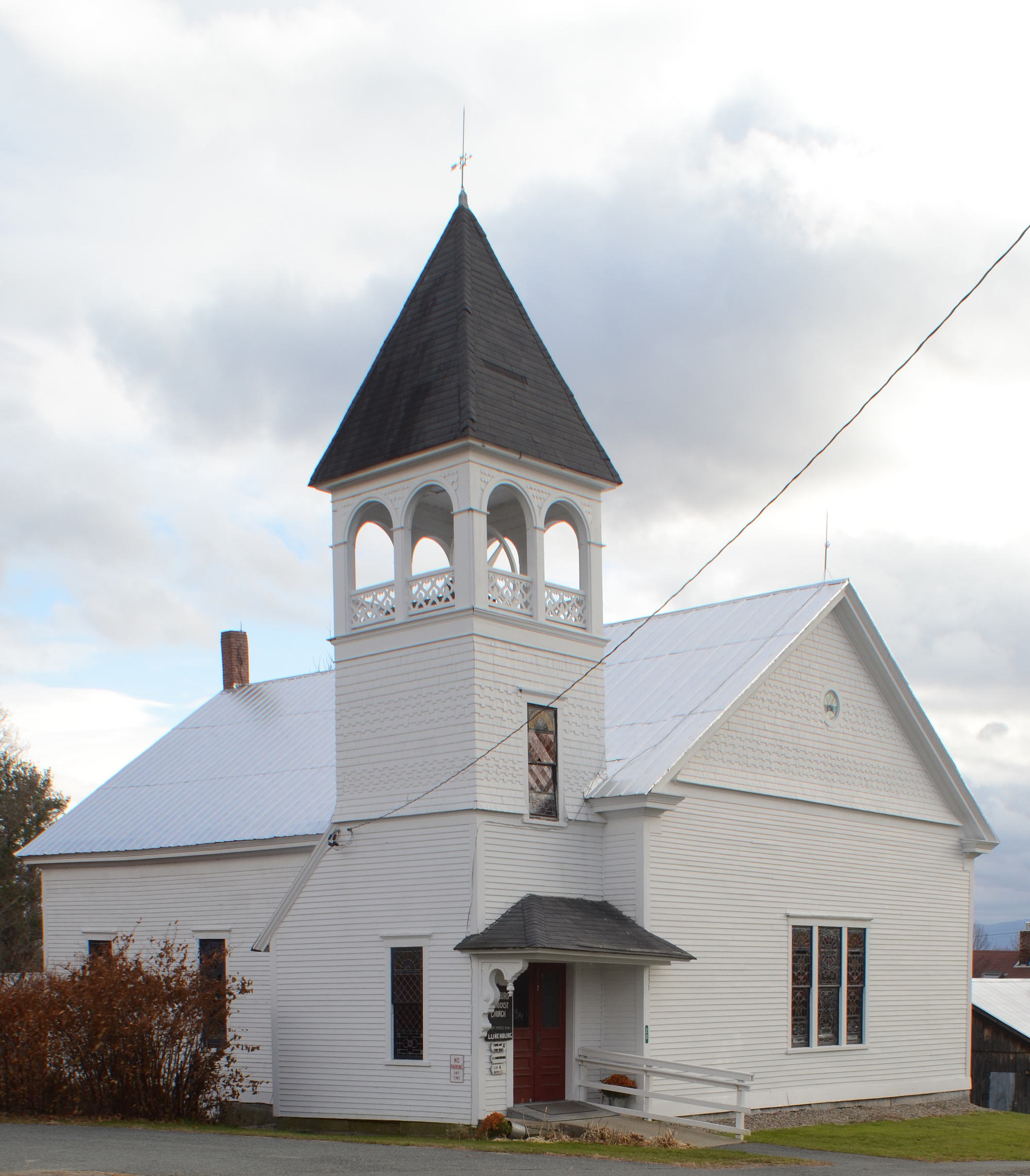 Methodist Church, Lunenburg