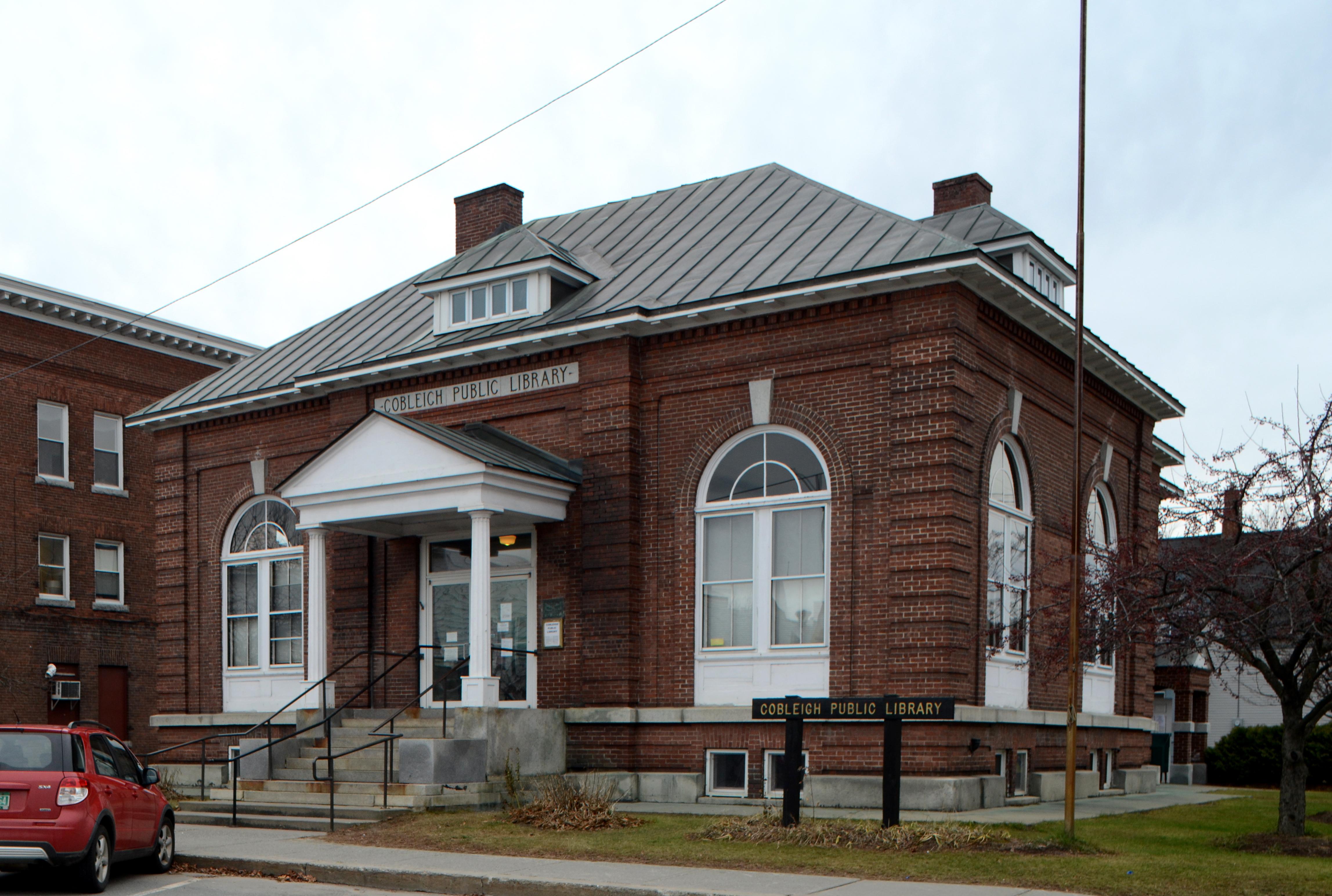 Lyndonville Cobleigh Public Library