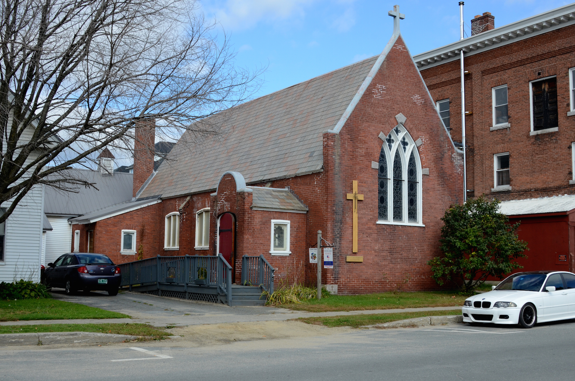 Lyndonville St. Peters Episcopal Church