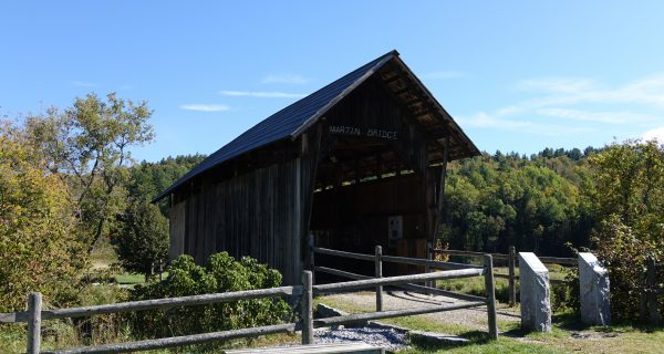 Marshfield Martin Covered Bridge