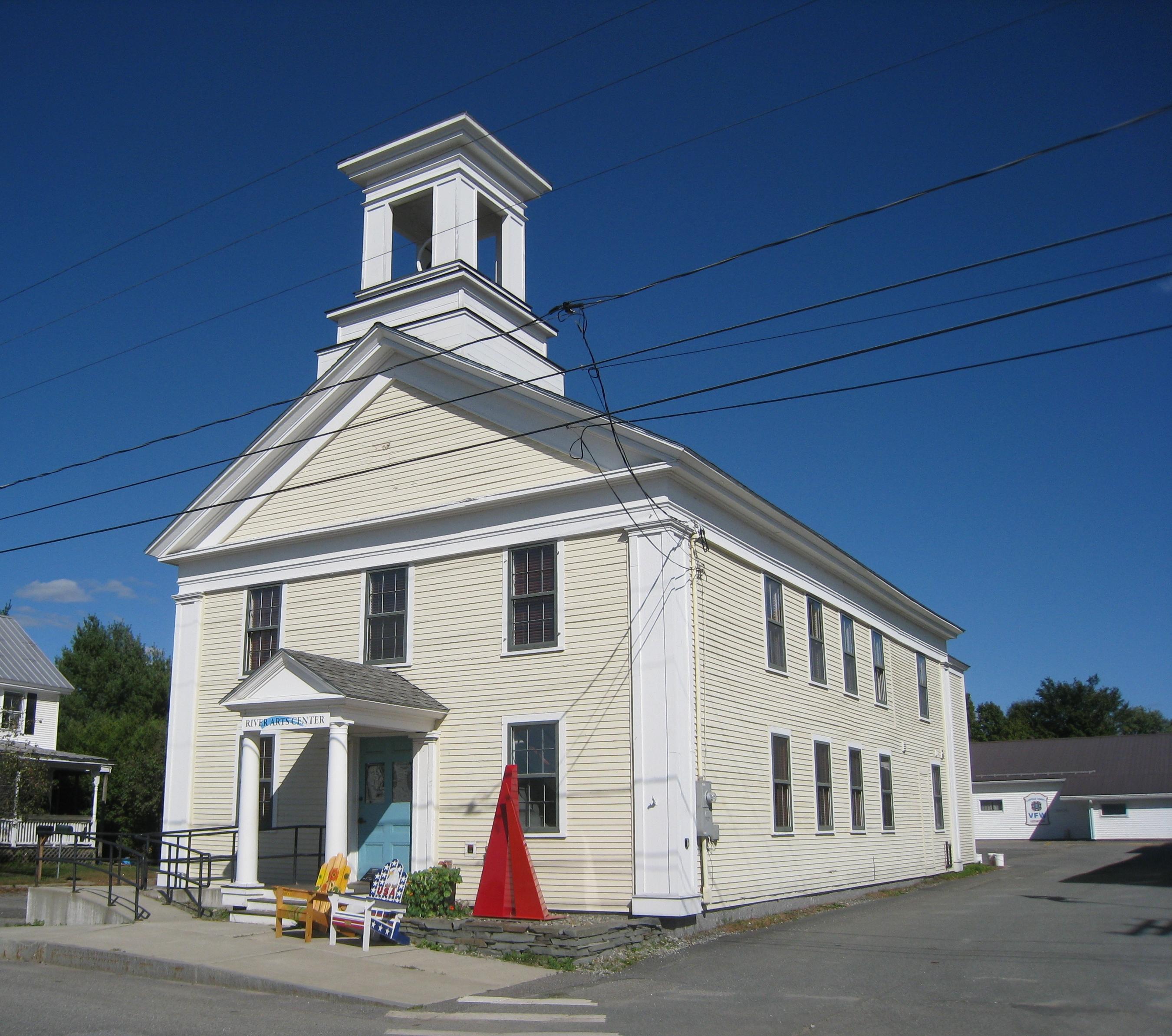 River Arts Grange Building, Morrisville