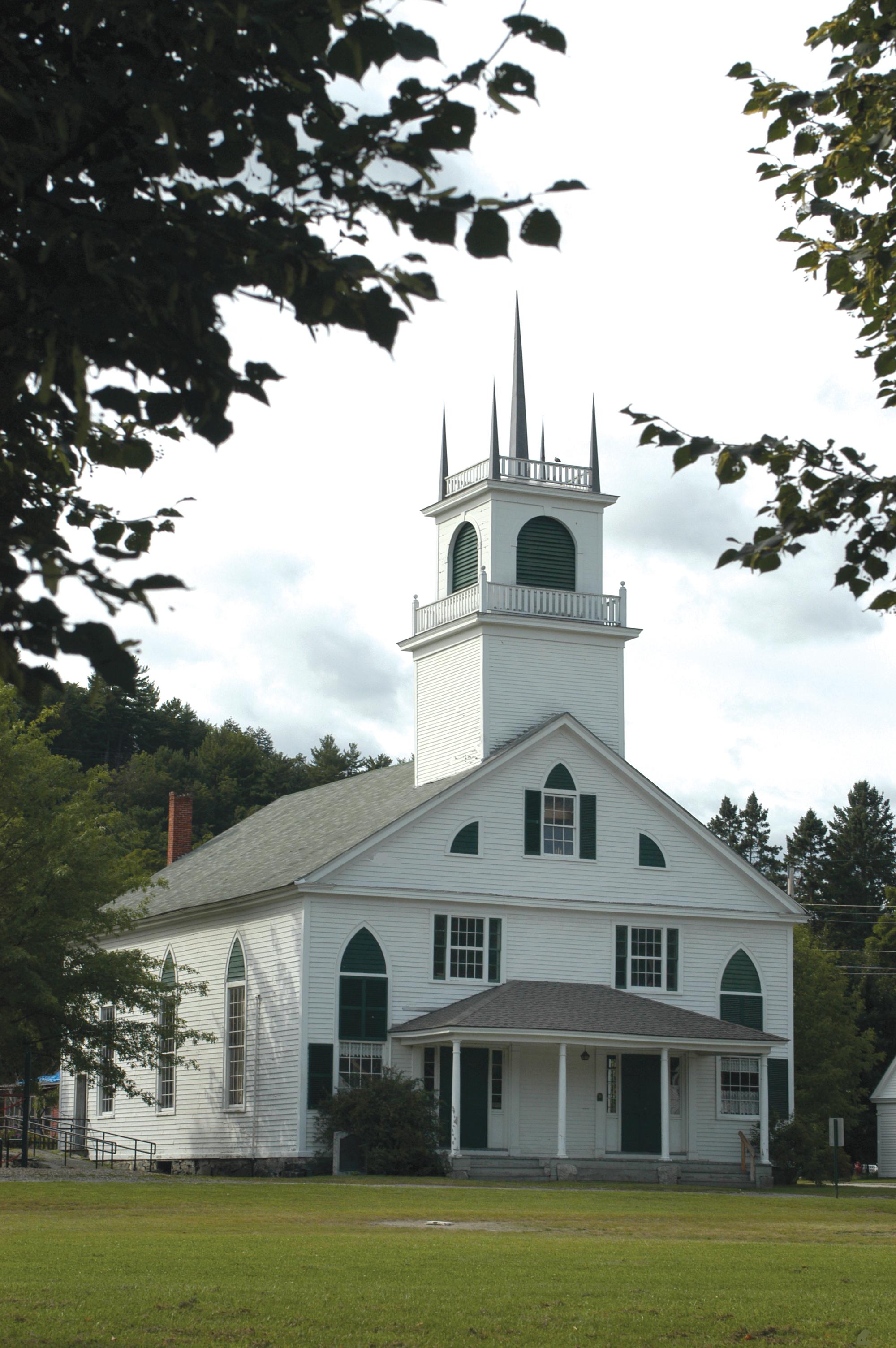 Newbury Methodist Church