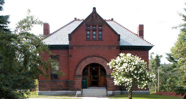 Newbury Tenney Library