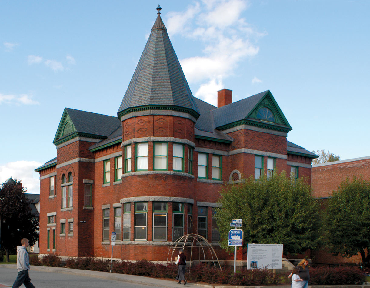 Newport Goodrich Memorial Library