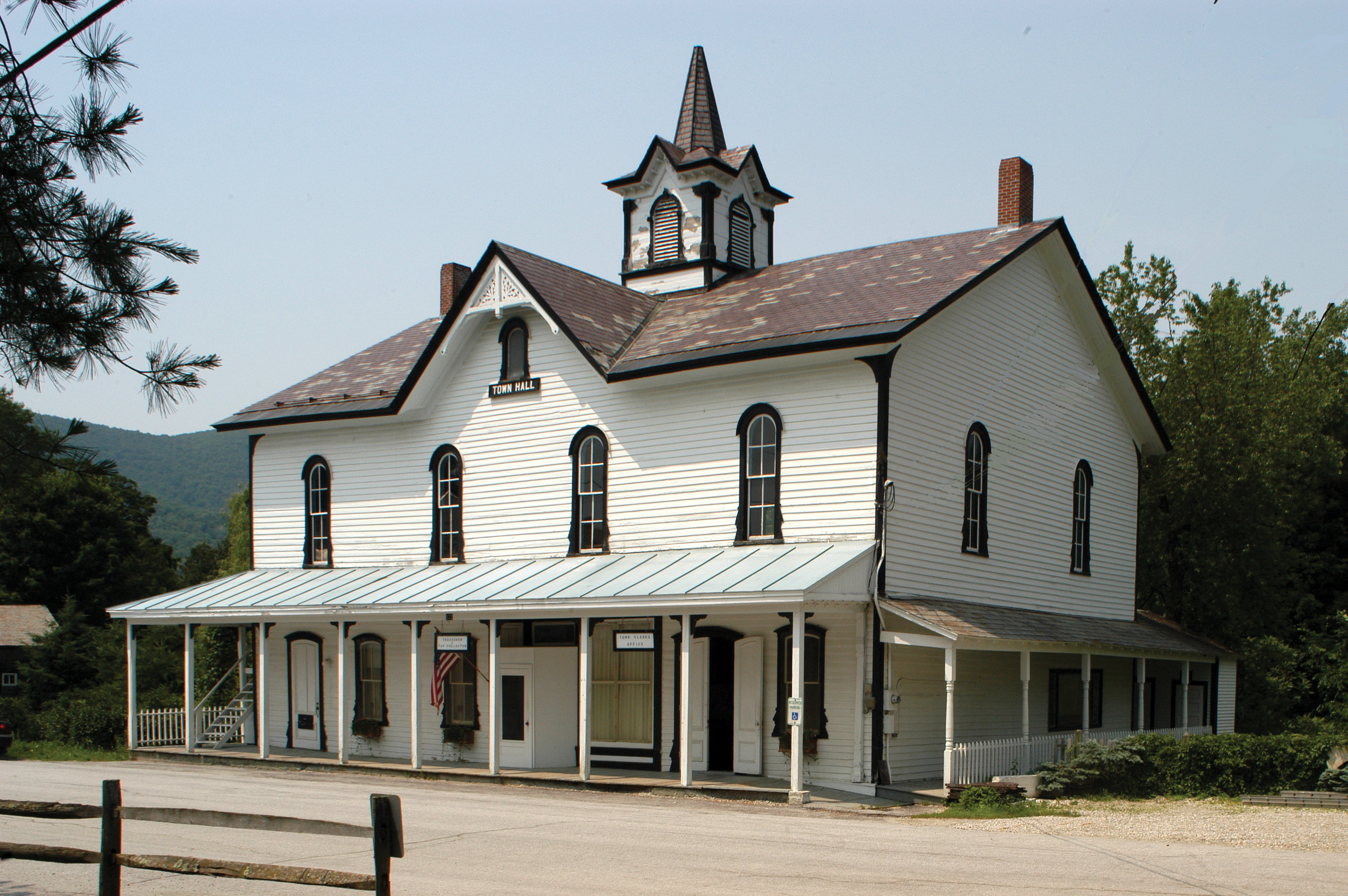Pawlet Town Hall