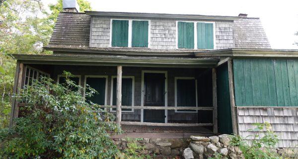 Peacham Kemble Cottage