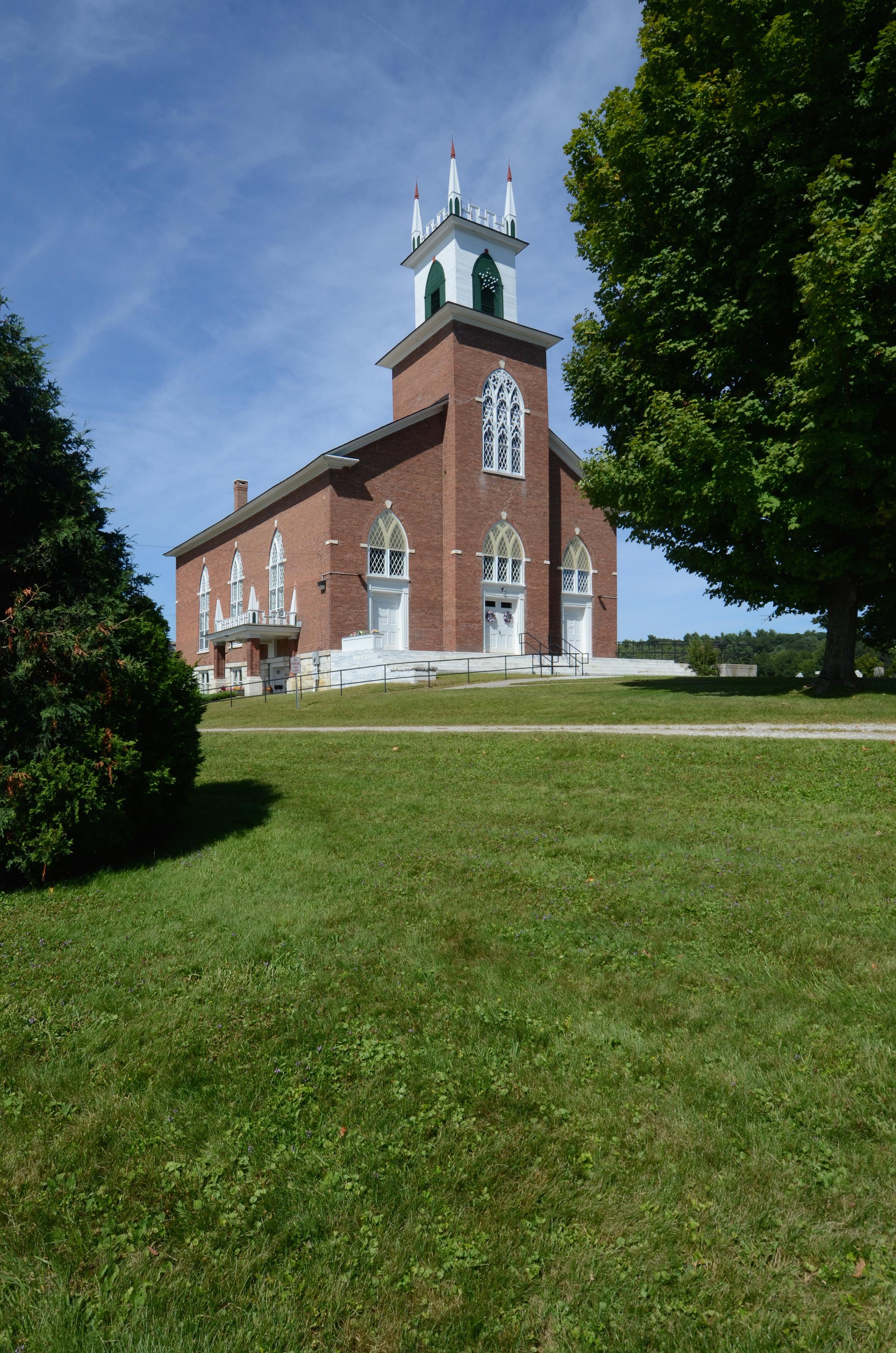 Congregational Church, Pittsford