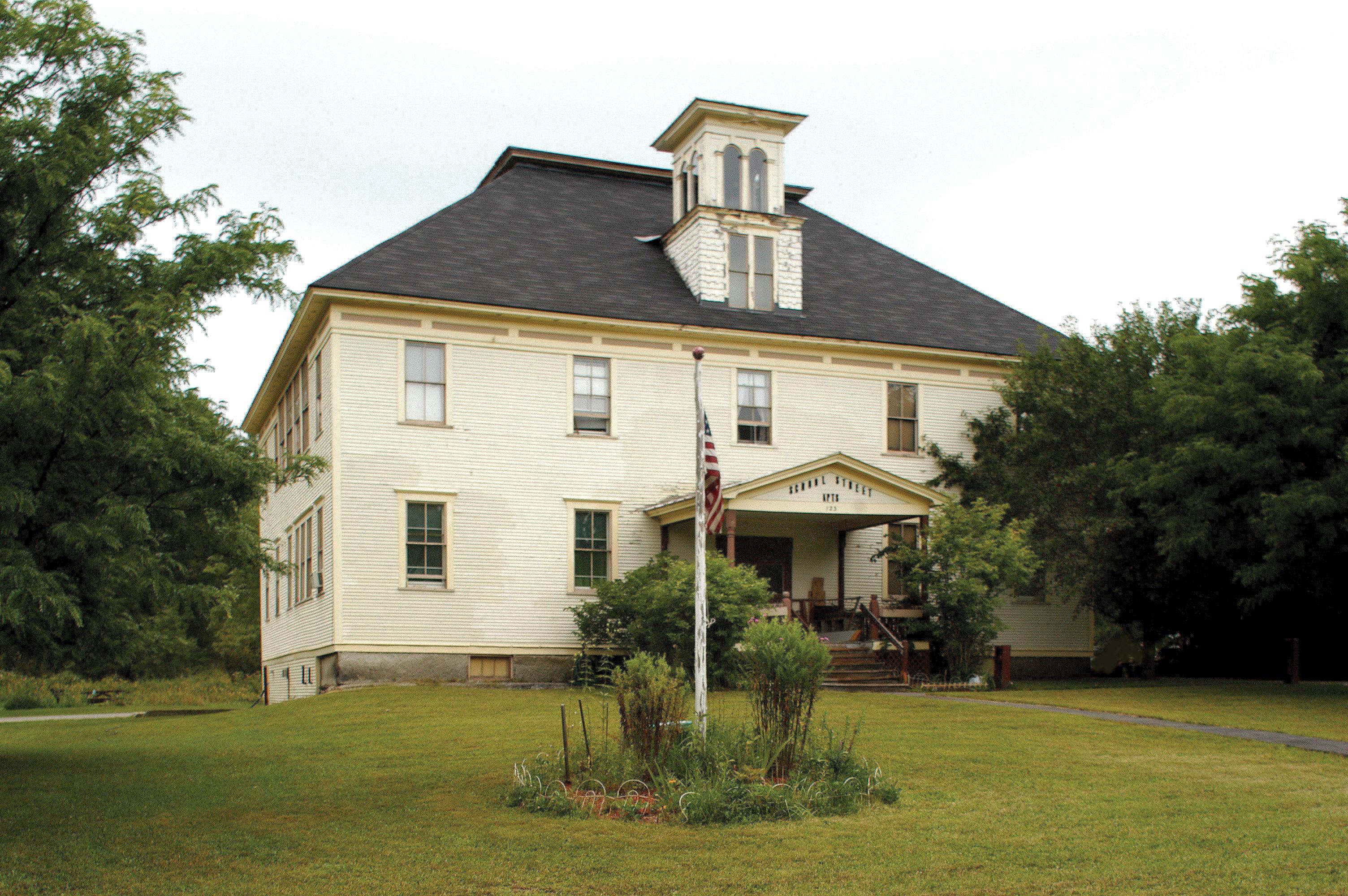 Historic Schoolhouse, Plainfield