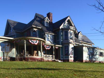 Kimball House, Randolph