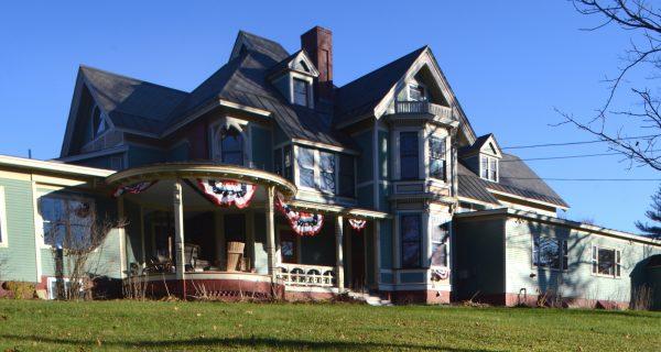 Randolph Kimball House
