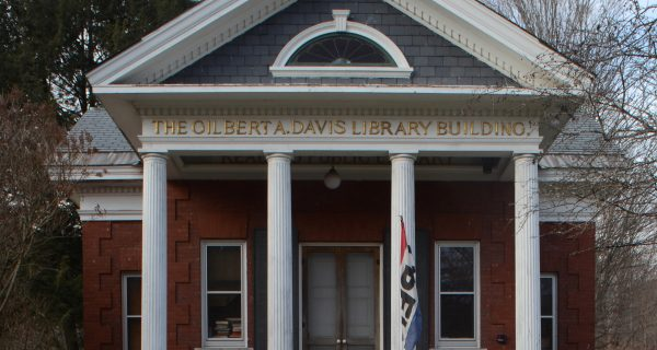 Reading Gilbert Davis Library