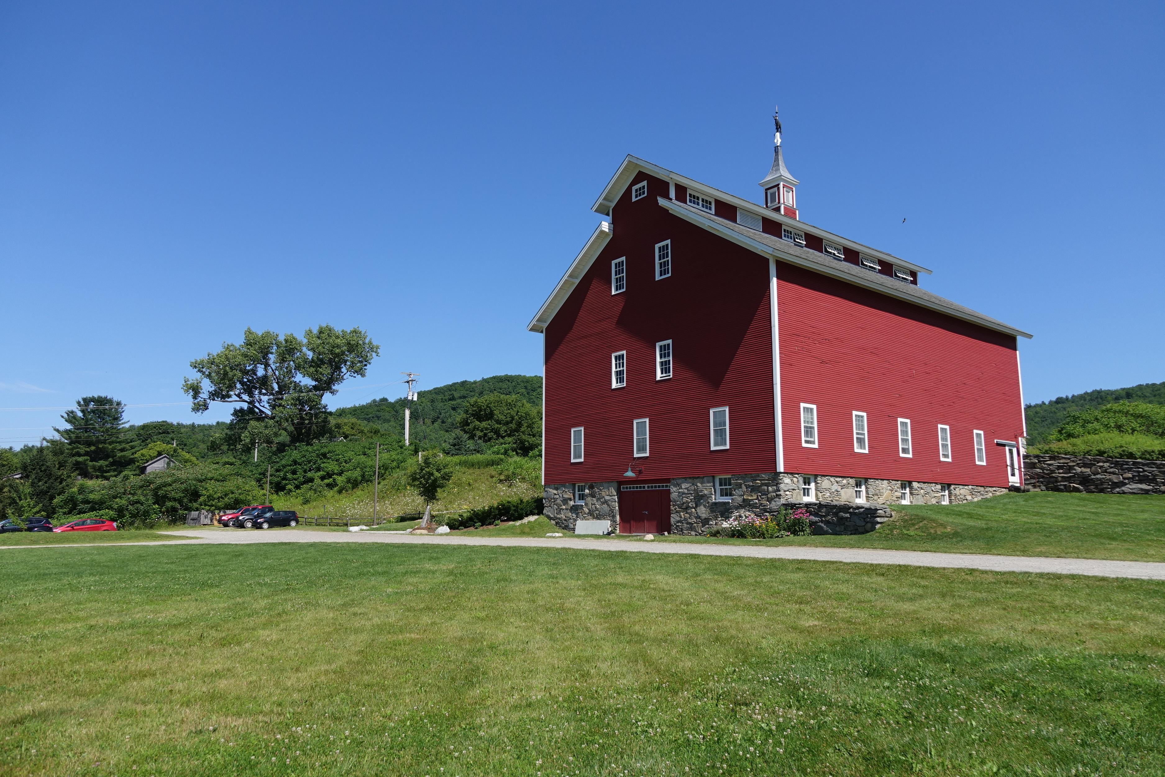 Richmond, Monitor Barn