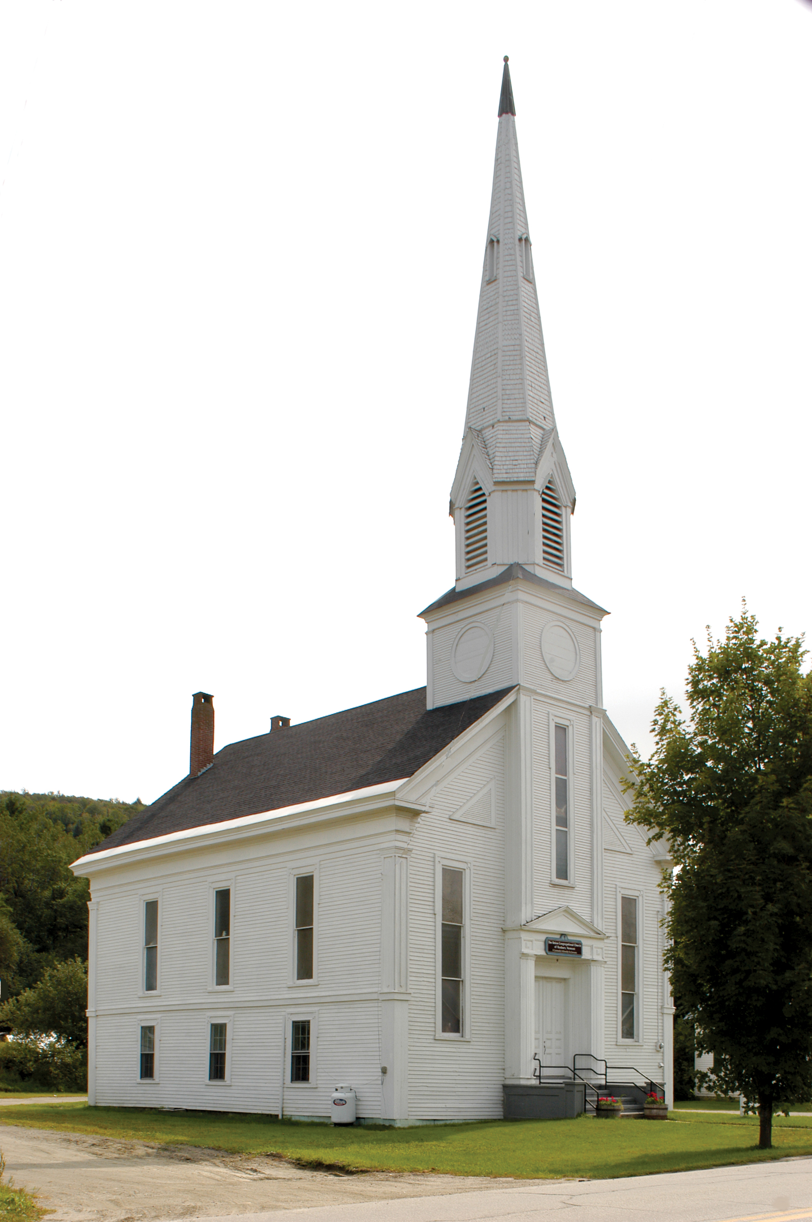 Union Congregational Church, Roxbury