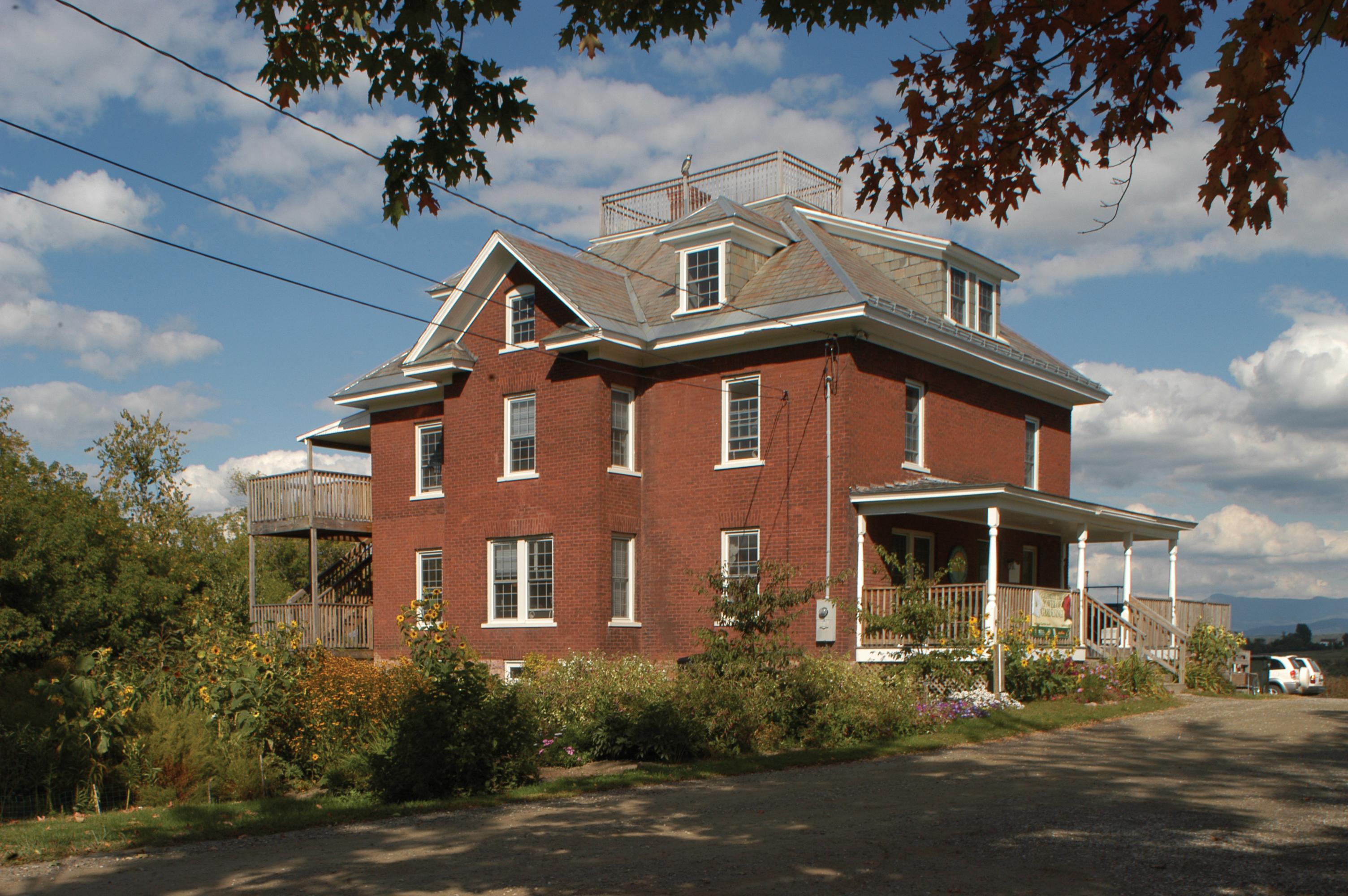 Calkin House, South Burlington