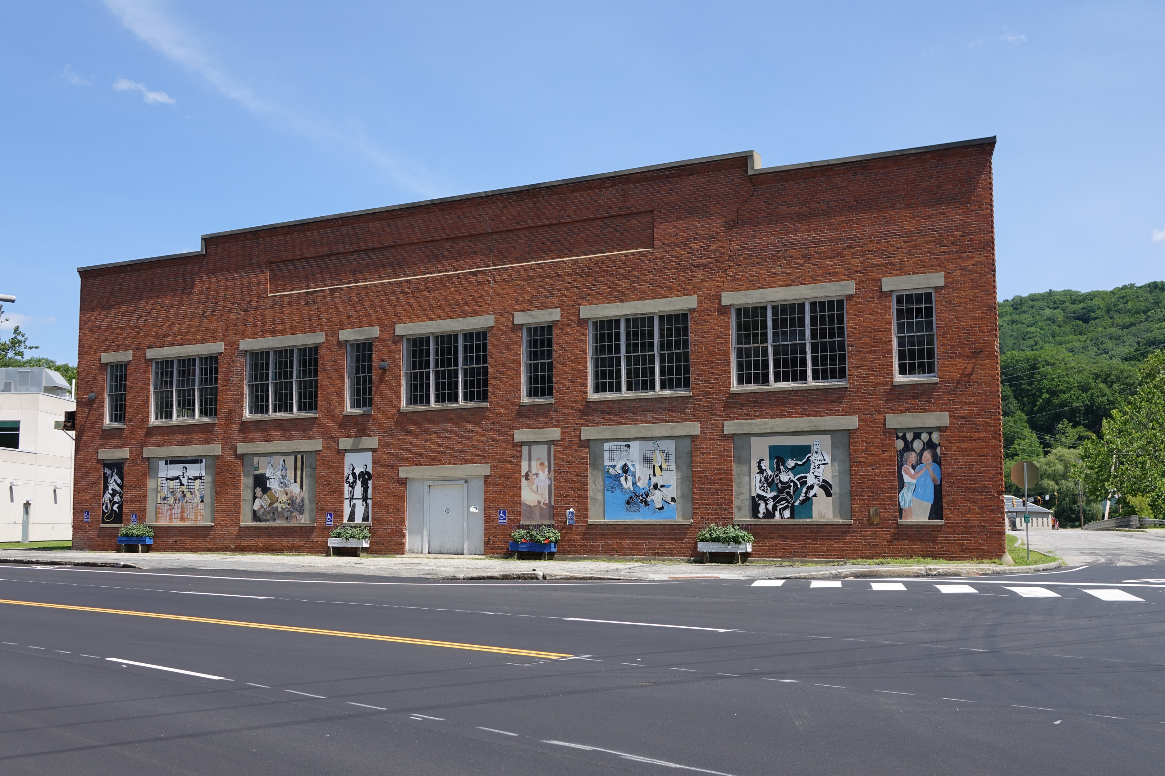Springfield, Foundry Building