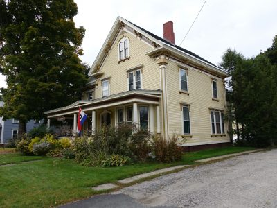 St. Johnsbury History & Heritage Center, St. Johnsbury