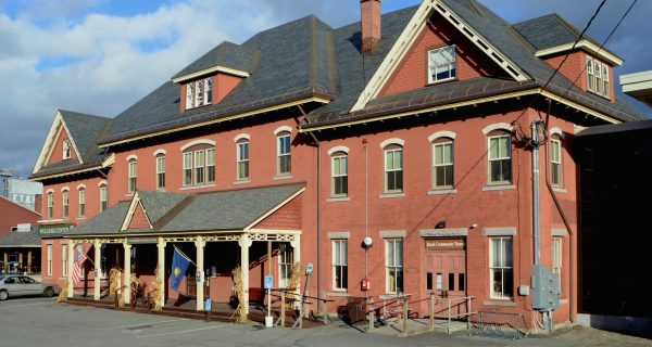 St. Johnsbury Railroad Station