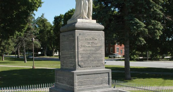 Swanton Civil War Monument