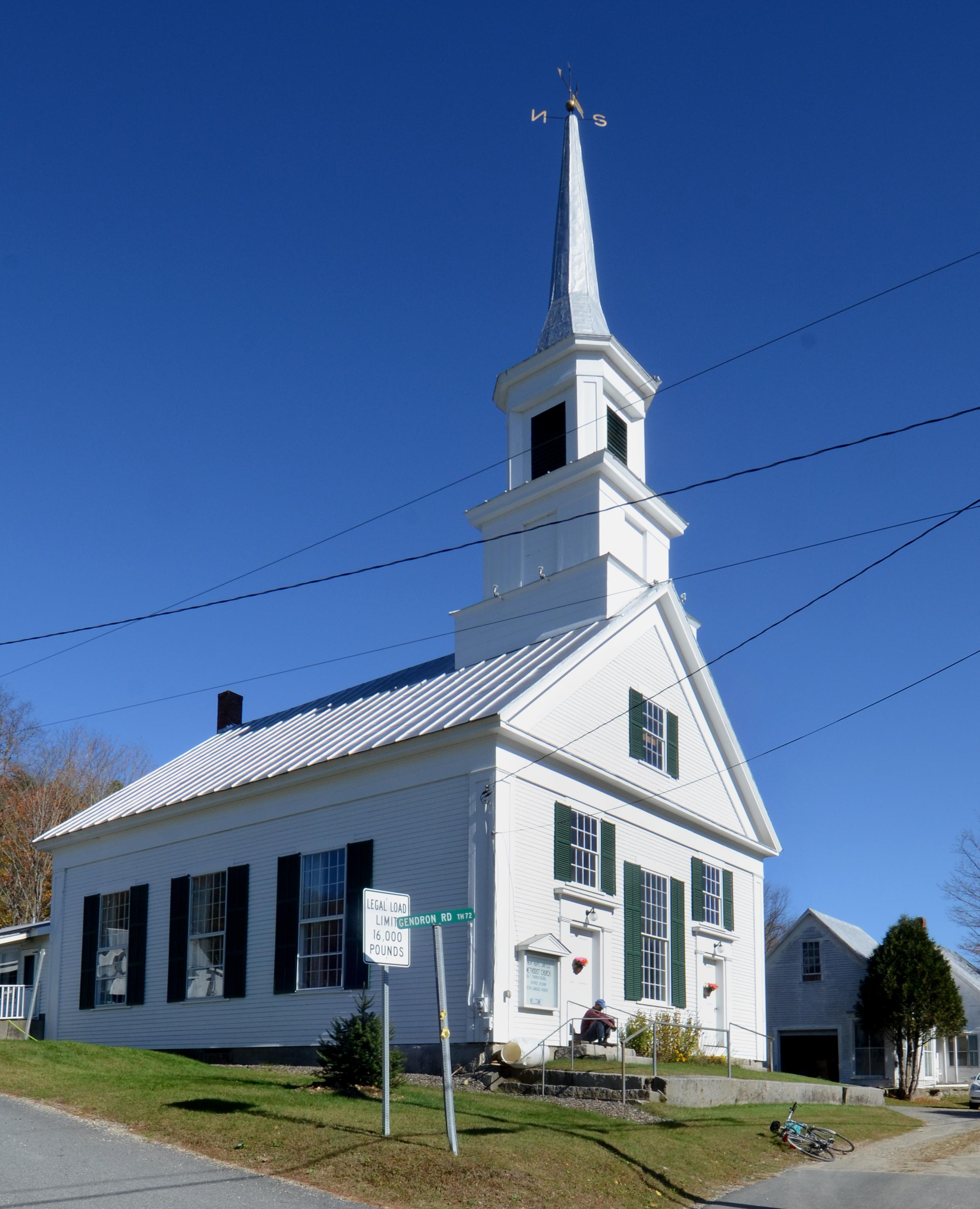 New Hope Church, Waits River