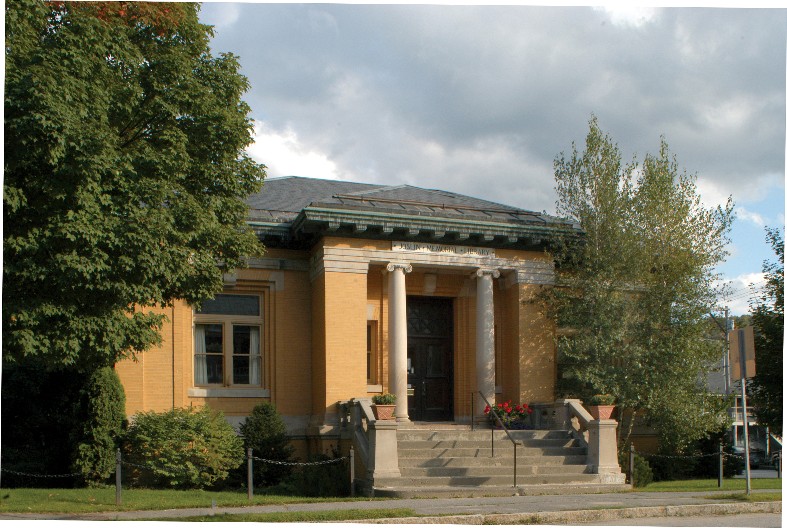 Joslin Memorial Library, Waitsfield
