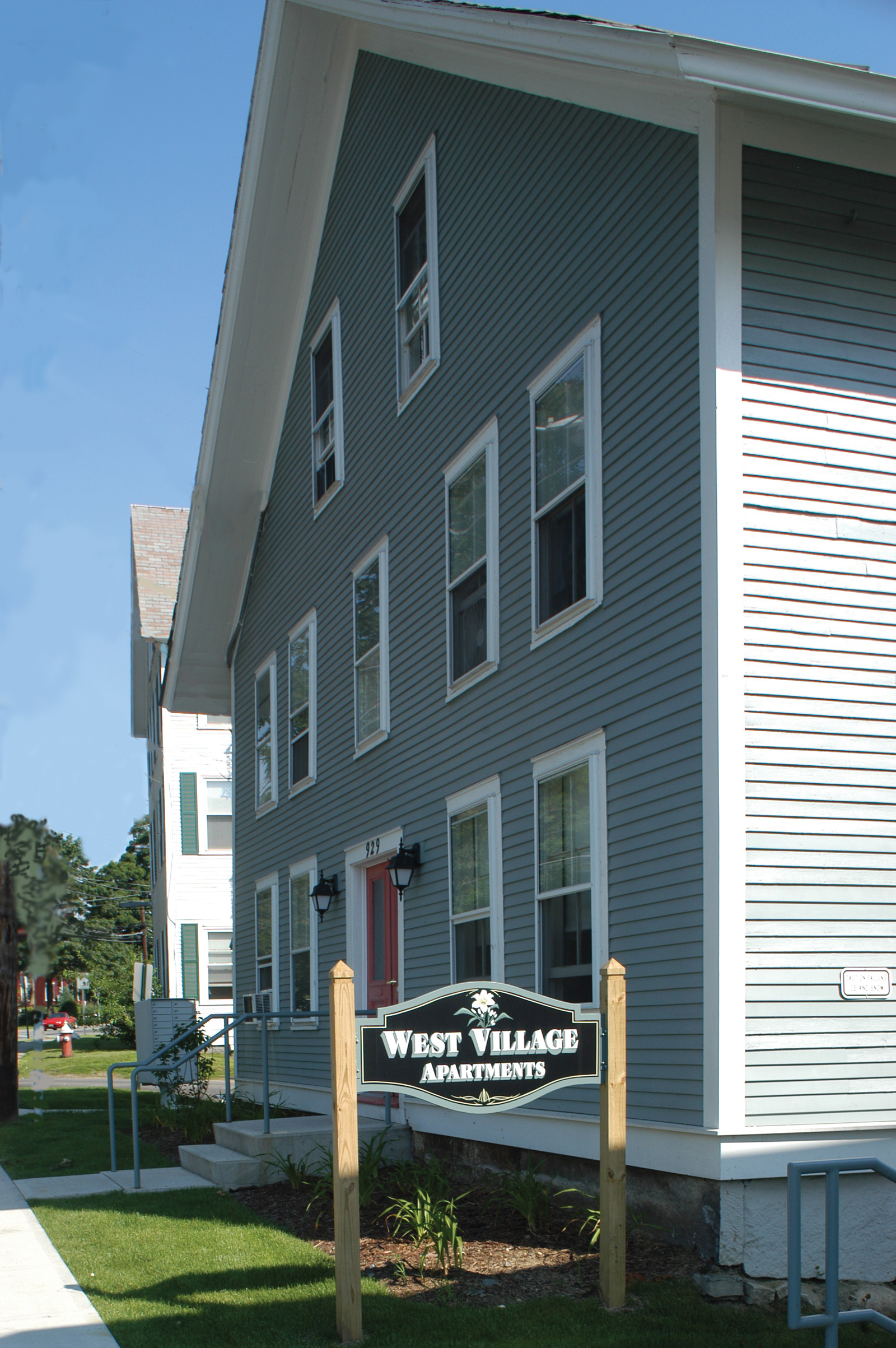 Affordable Housing Project, West Brattleboro