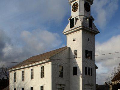 Old Parish Church, Weston
