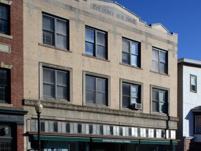 Colodny Building, White River Junction