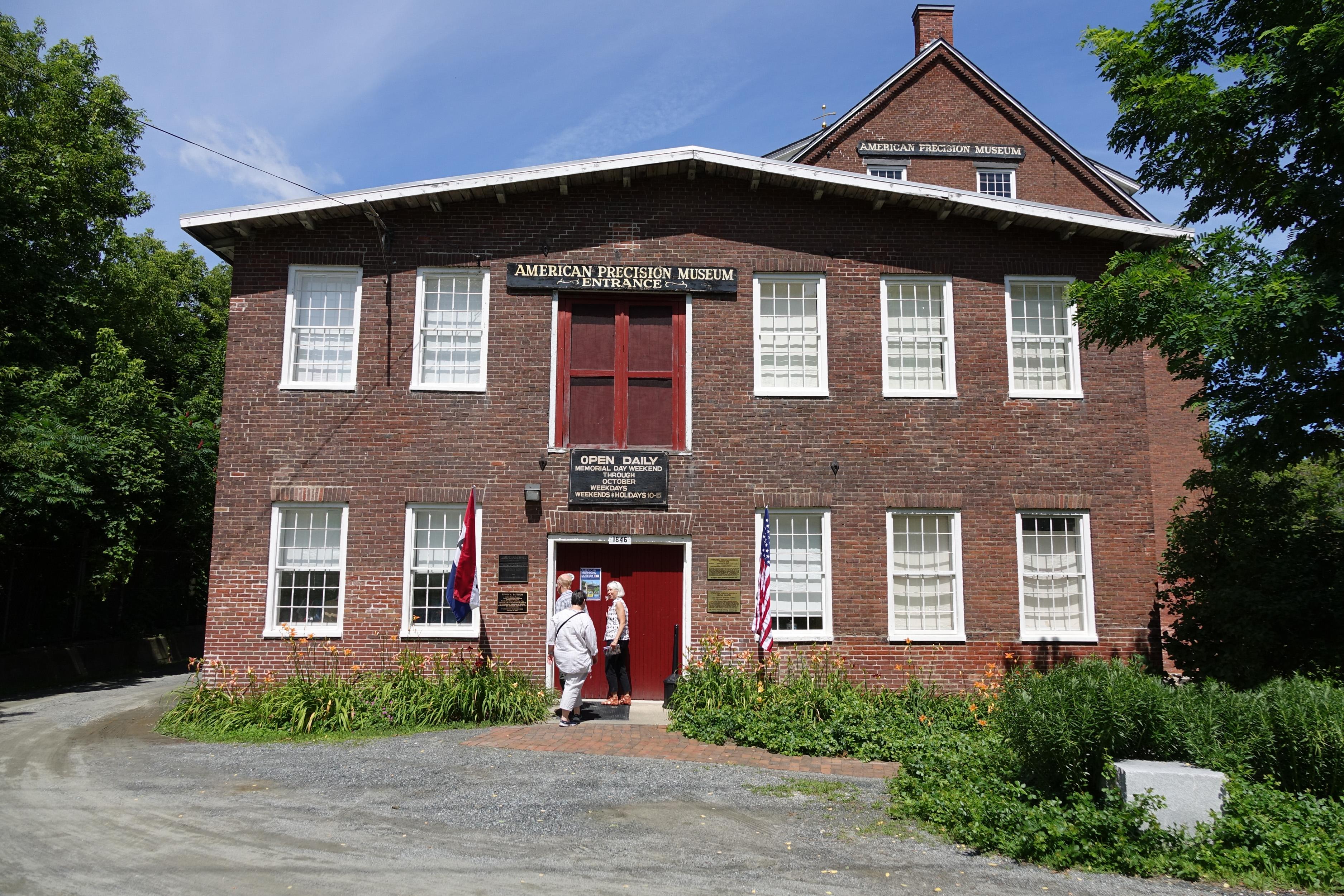 Windsor, American Precision Museum