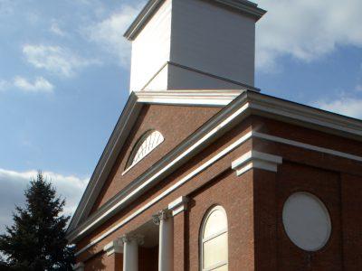 St. Paul's Episcopal Church, Windsor