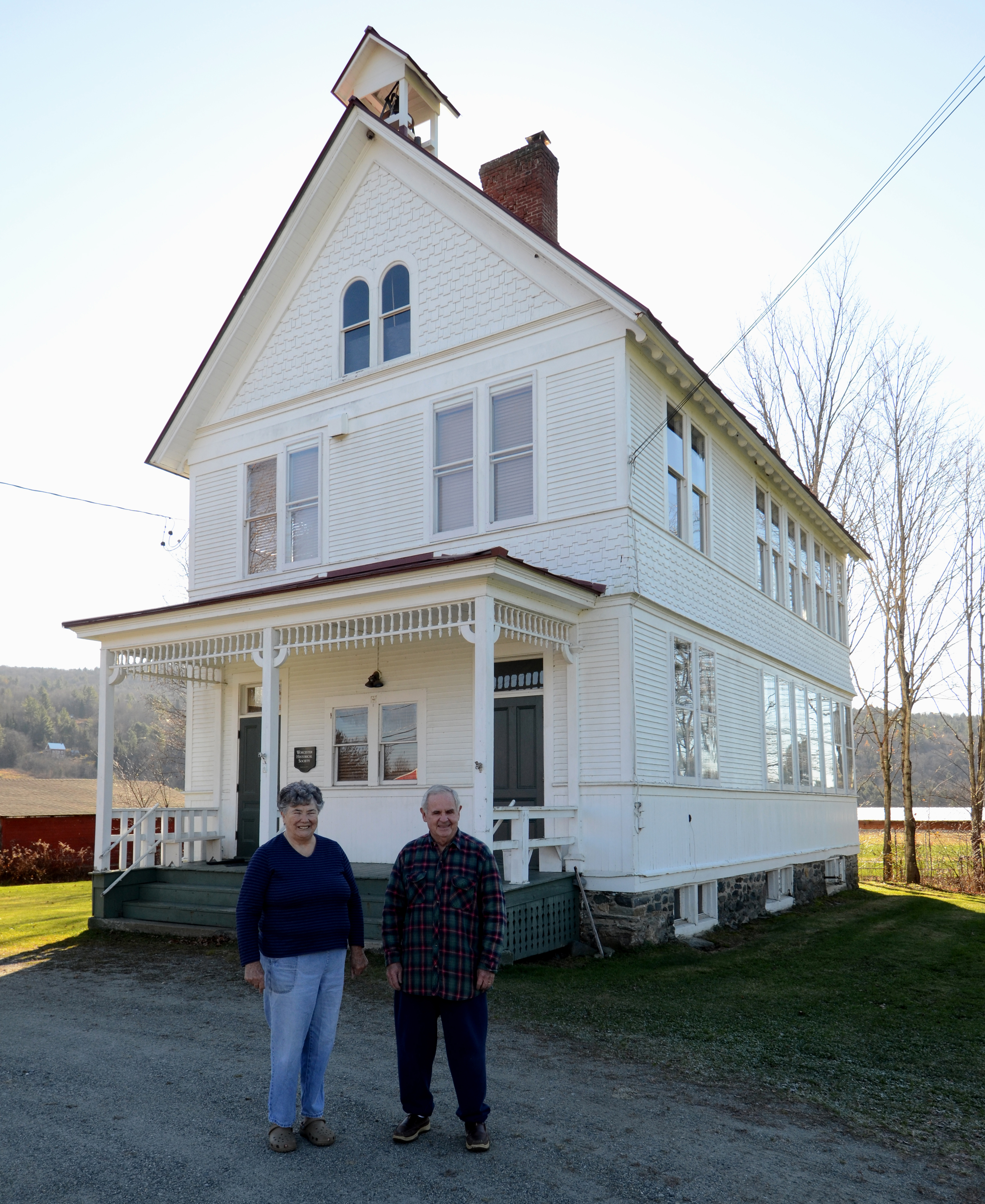 Worcester White School Historical Society