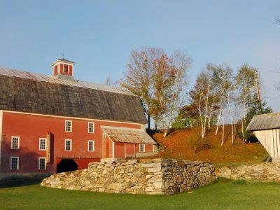 The Farmhouse Inn Bed & Breakfast, Woodstock, VT