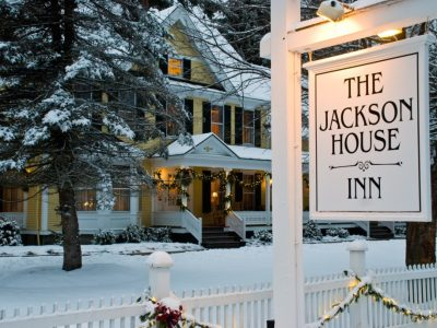 The Jackson House, Woodstock, VT