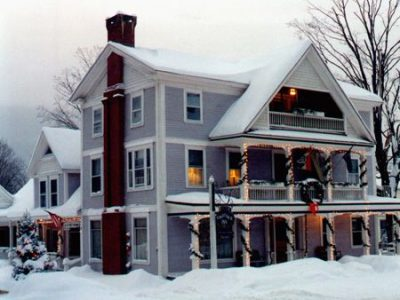 The Old Stagecoach Inn, Waterbury, VT
