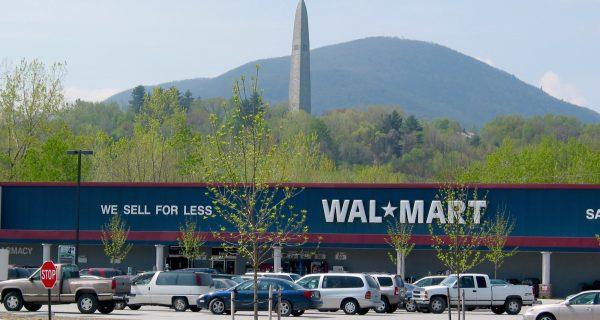 Bennington Walmart 2004 (1)