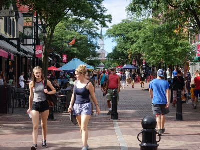 Why Visit Vermont Downtowns?