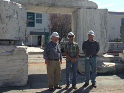 Marble Museum Progress Update