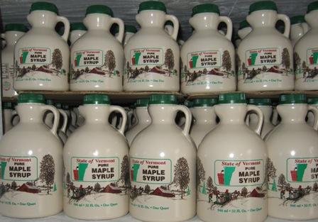Baird Farm Syrup