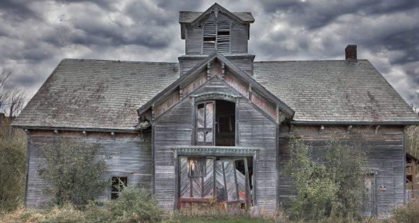 Nyiri Ghost Barn Orwell