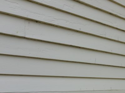 Exterior Paint And Clapboards