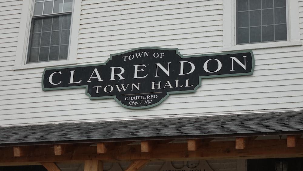 Clarendon Town Hall