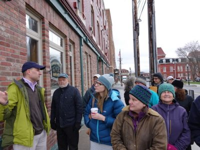 Historic Preservation & Community Development, July 16-17, 2018