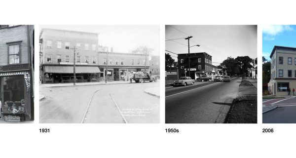 Historic Photographs Of 95 North Avenue