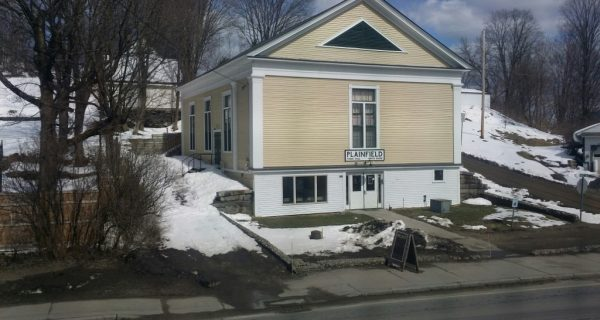 The Plainfield Town Hall Opera House Today