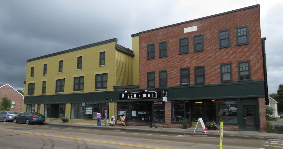 Arthur S On Main Morrisville 2018 Preservation Award