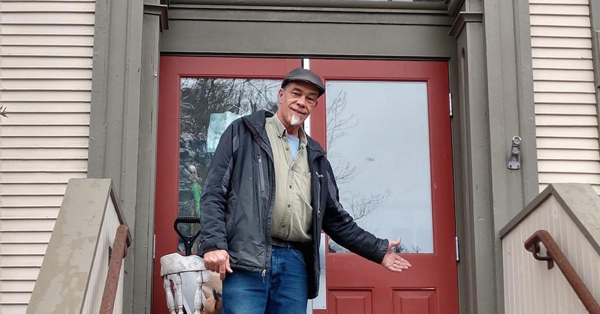 Jack Leonard, Downstream Housing, Waterbury, VT