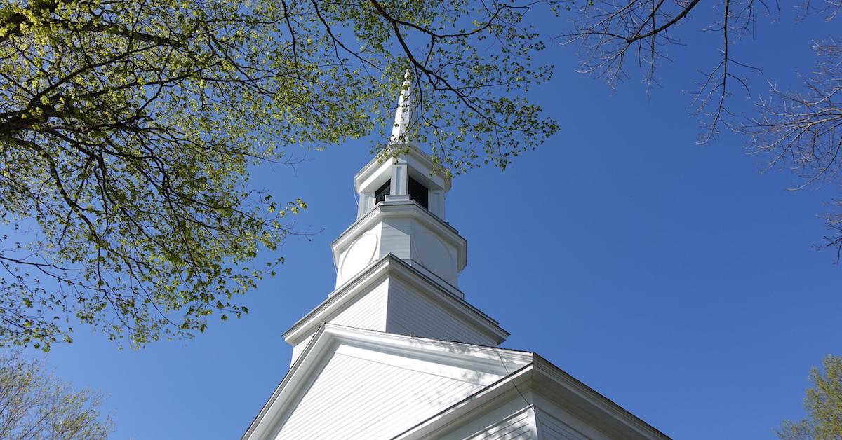 Salisbury Church, Salisbury, VT