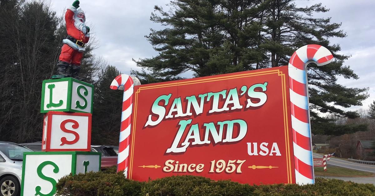 Santa's Land, Putney, VT