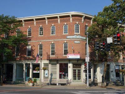 VT Community Foundation Puts $500K Into Bennington's Putnam Block   VT Business Magazine
